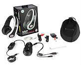 Monster Game MVP Carbon On-Ear Headphones by EA Sports Brand New